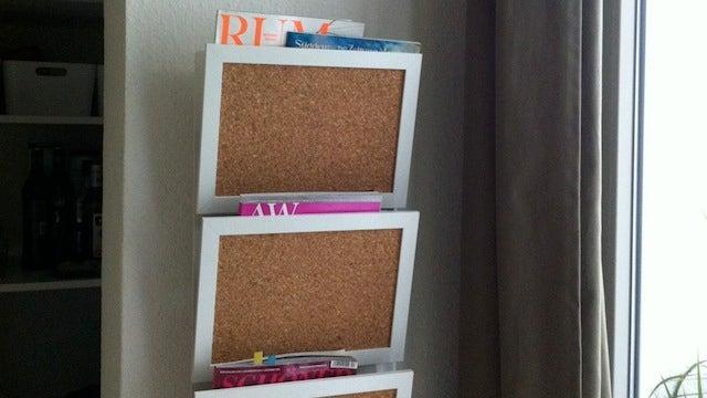 wall mail organizer ikea
