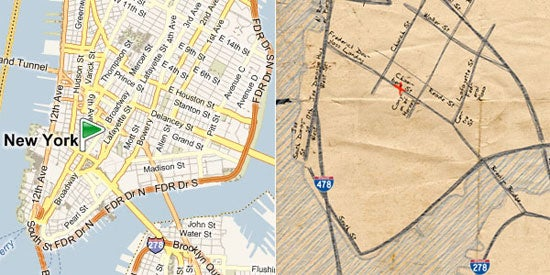 New Bing Maps Cut the Chaff and Leave a Treasure Map