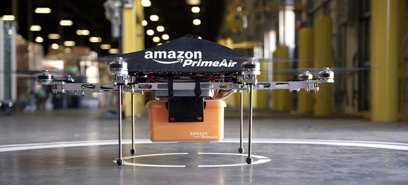 The FAA Will Not Allow Delivery Drones (For Now)