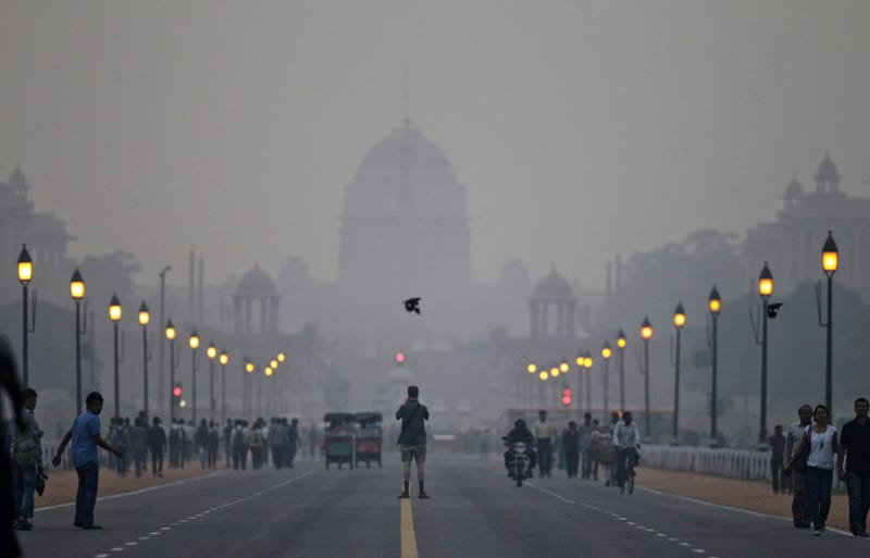 What is the world's most polluted city?