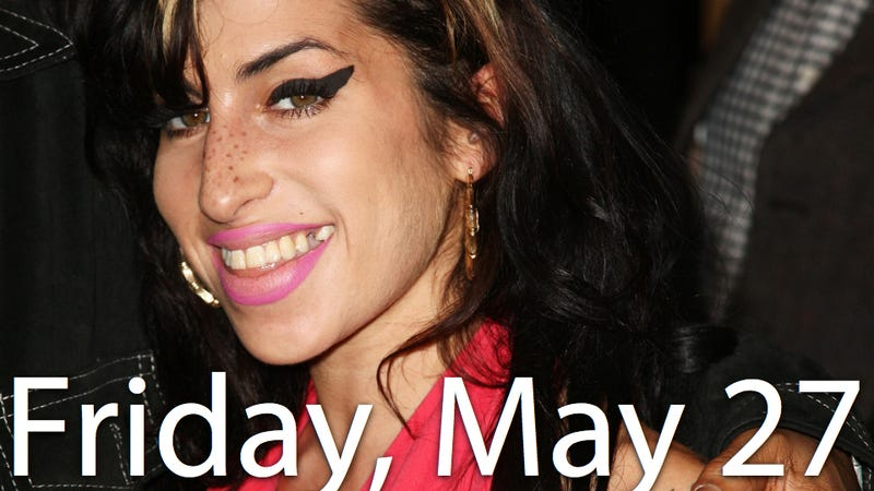 Amy Winehouse Returns To Rehab, Buys Vodka On The Way
