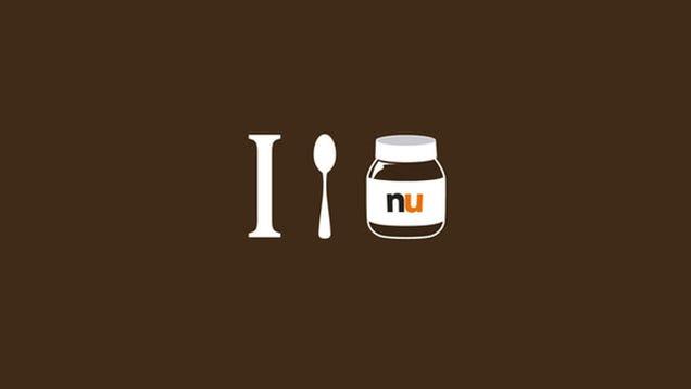 i Spoon Nutella Wallpaper i Spoon Nutella