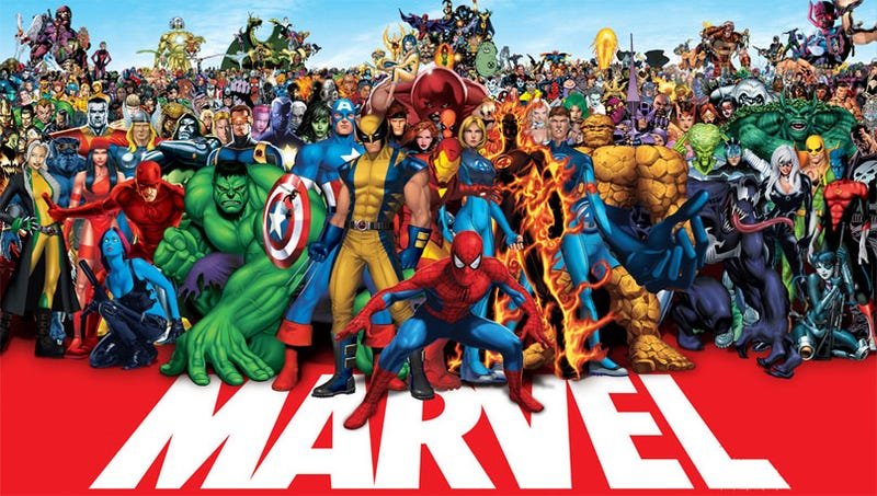 Marvel Universe Back From The Dead