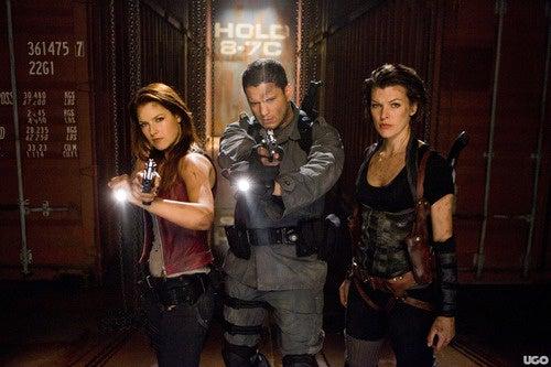 Resident Evil Afterlife Gallery