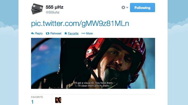 The Top Gun Twitter Account Was Shot Down By Paramount's Lawyers
