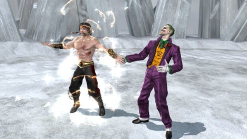 MK vs. DC: The Joker's Fatality Gets T-Rated
