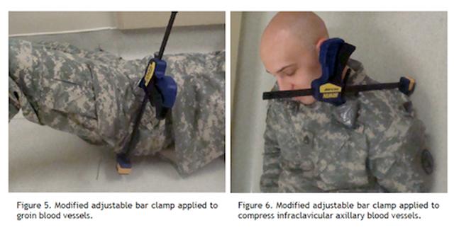 Battlefield ER: Combat Medicine Fights To Keep More Troops Alive