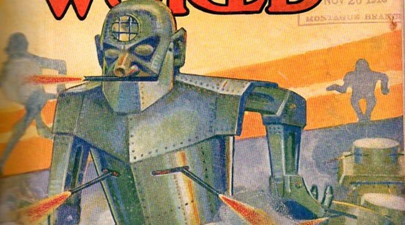 WWI's Amateur Hour Death Bot Brigade
