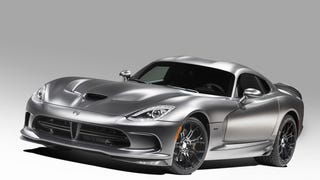 The Viper's Going Supercharged, expect a bigger bulge (teehee)