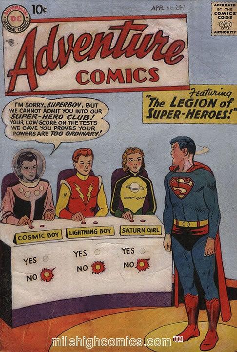 Smallville's 31st Century Teens Revealed
