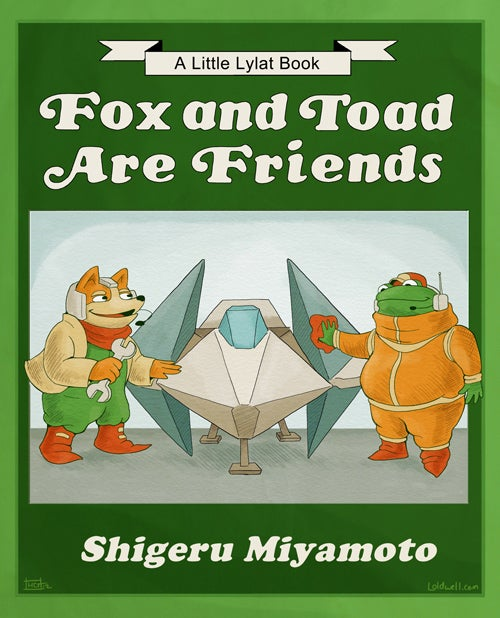 Classic video games reimagined as popular children's books