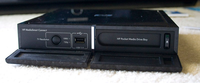 HP Mediasmart Connect HD Video Streamer Lightning Review