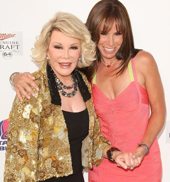 Joan Rivers To Star in Reality Show With Daughter Melissa
