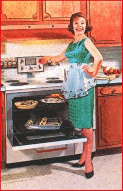 Housework: Are You More Like A Fifties Wife Or A Fifties Husband About It?