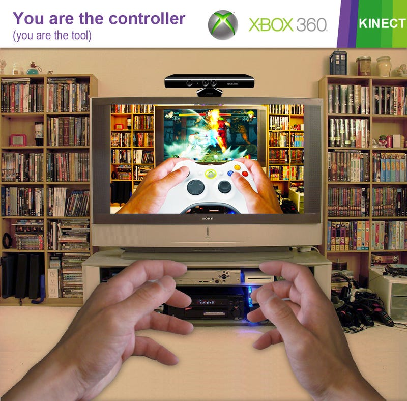 52 Amazing-Looking Kinect Games That Will Never Be Released