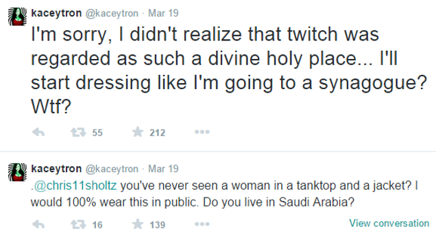 Why People Are Arguing About Women Streamers Showing Skin