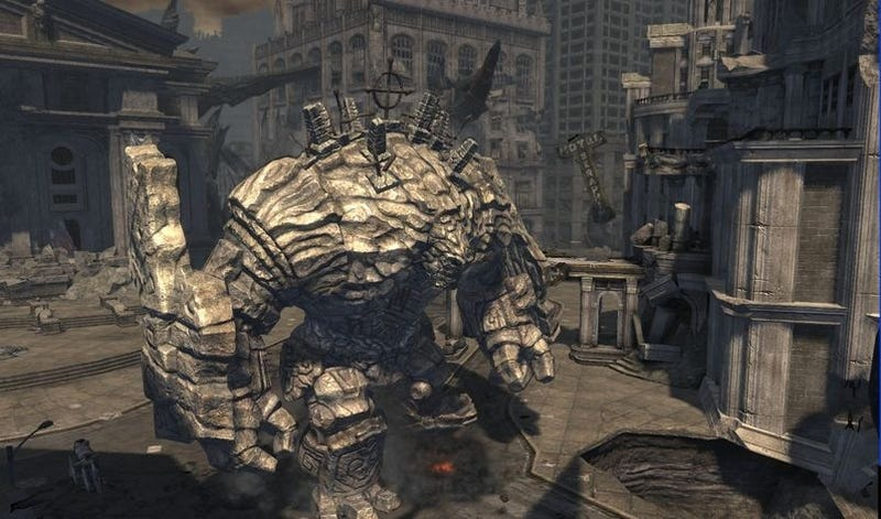 Darksiders Preview: The War of God
