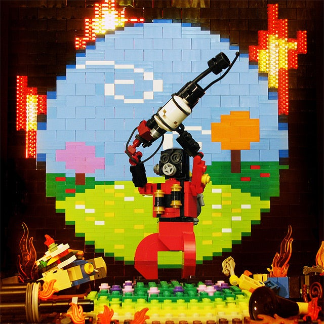 Meet the Pyro's LEGO Fantasies