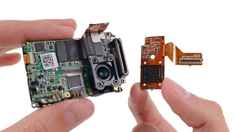 Inside the GoPro Hero 3: The Secret To Getting Huge Pictures Out of a Tiny Camera