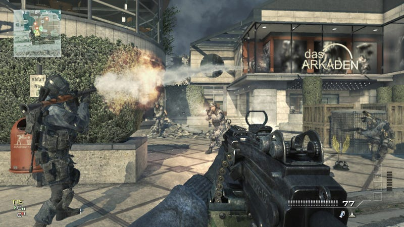 Modern Warfare 3 Rises to the Challenge of the Game Reviewers