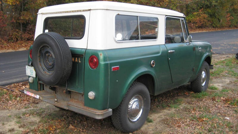 FOTS International Scout on Ebay