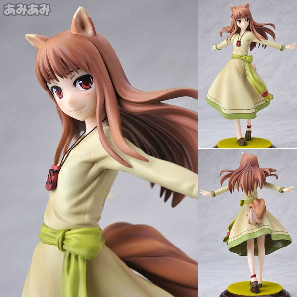 Ani-TAYBLIP: Spice and Wolf - Holo Figure is up for pre-order!
