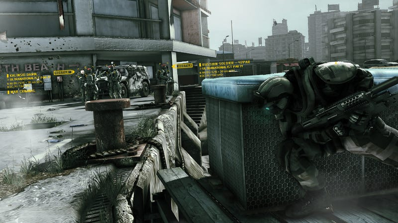 Ghost Recon Future Soldier Does Three Things Almost All At Once