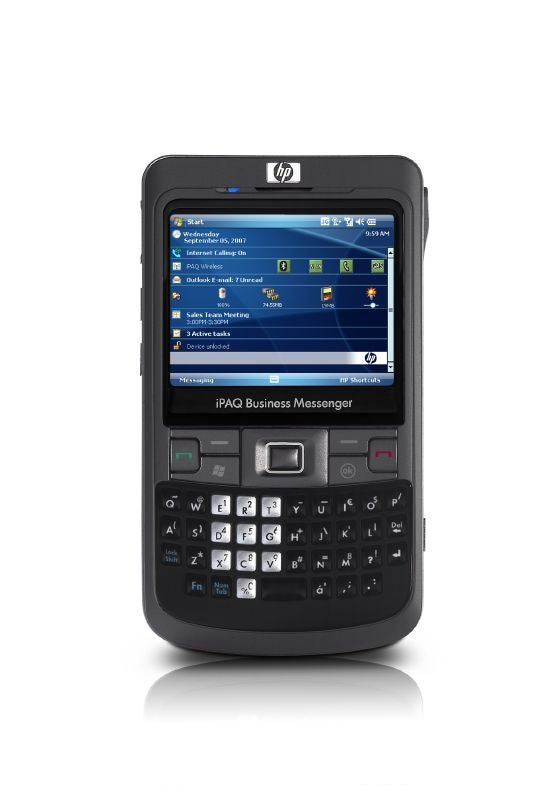 Revived HP iPAQ 900, 600, 200, 100 Line (Some With 3D Maps, Mountains and Buildings)