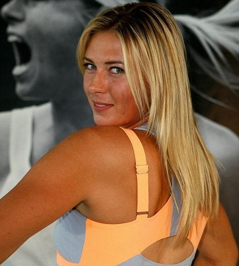 Look, Maria Sharapova Has A New Dress!