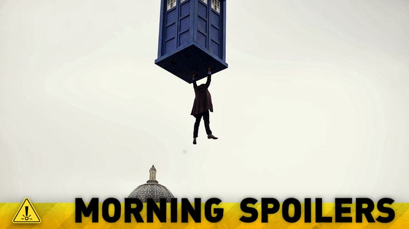 Is Doctor Who's Twelfth Doctor getting a brand new companion?