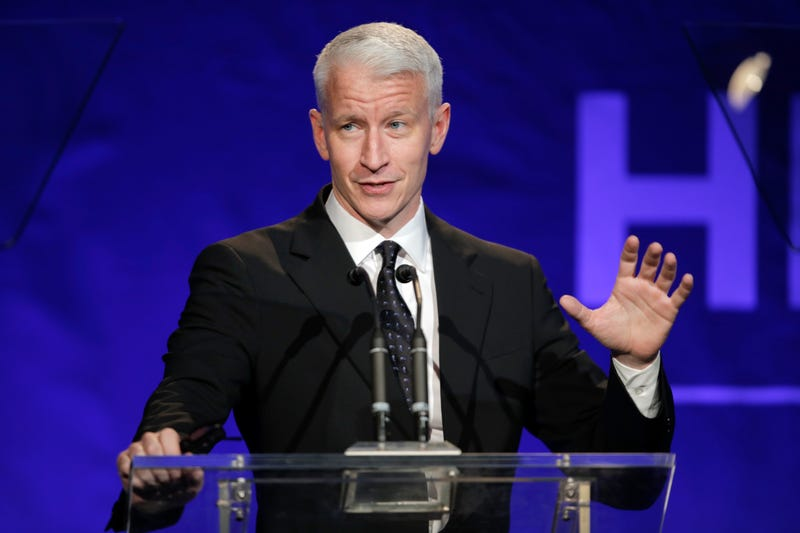 Anderson Cooper Just Doesn't Know That Much About Vaginas