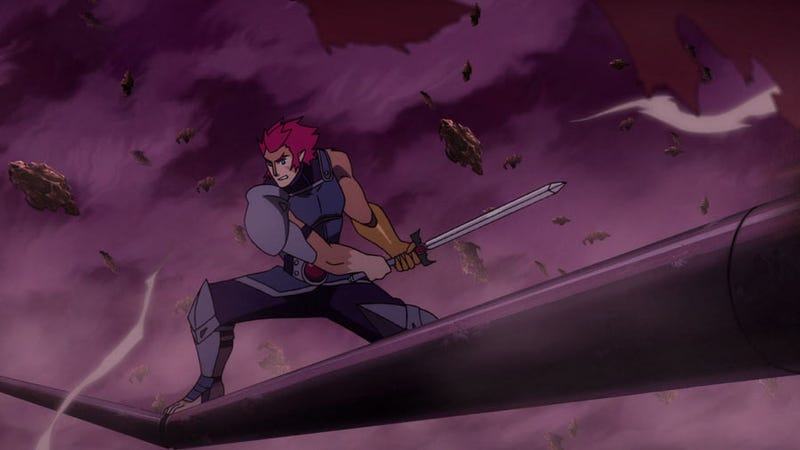 "ThunderCats photos from episode 3, ""Remlak Rising"""