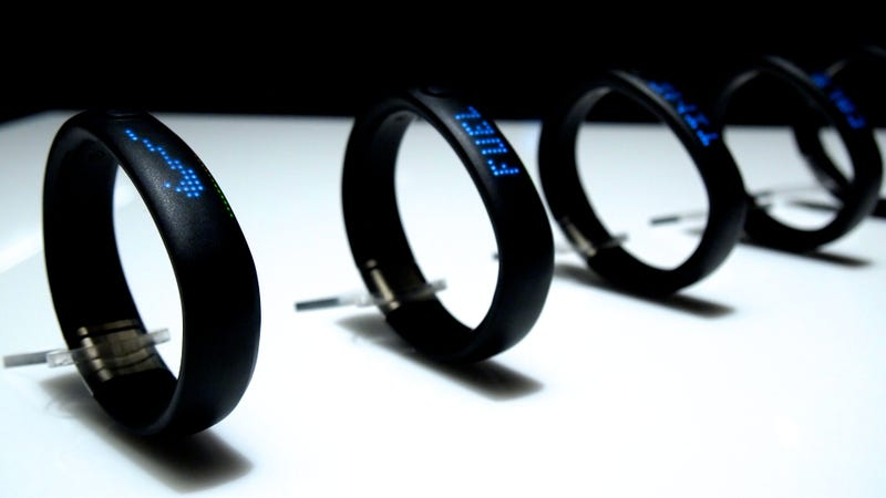 Nike's Fuelband Is an Awesome Fitness Wristband for Your Entire Life
