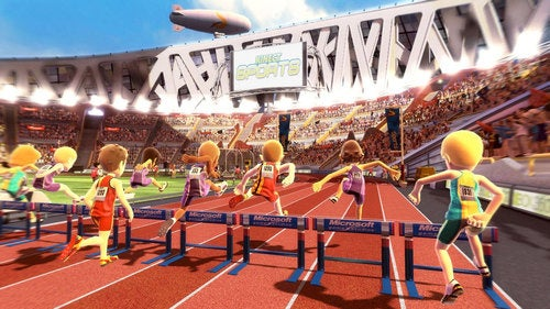 A Visual Guide to Kinect Sports