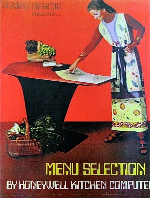 Computing Classic: The Kitchen Computer