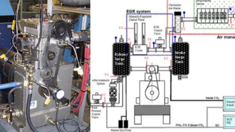Delphi Built A Gas Engine That's More Efficient Than Hybrids