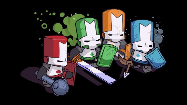 Castle Crashers is Coming to the PC!