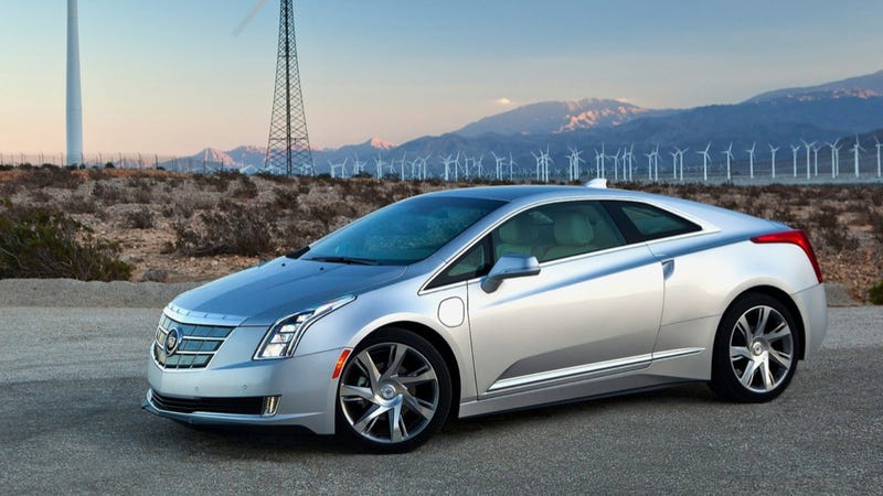 Here's Why Half Of Dealers Don't Want The Cadillac ELR
