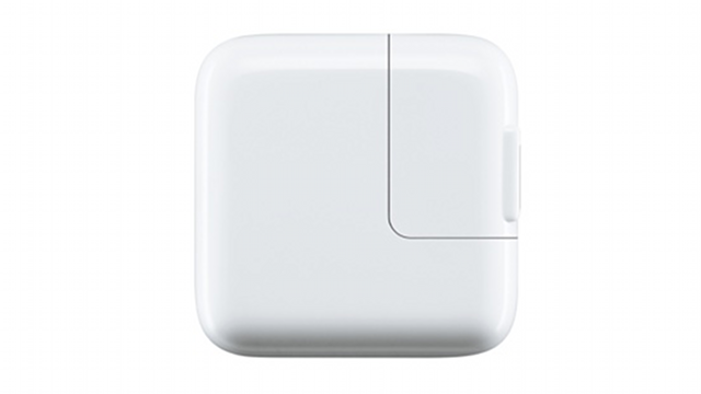 Latest 12W iPad Charger Will Charge Older iPads Quicker
