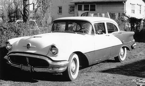 First Car You Ever Rode In?