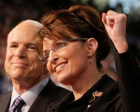 Sarah Palin: When Choosing A Woman Might Not Be Choosing For Women