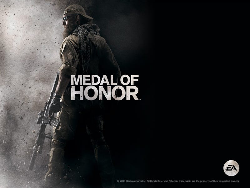 Medal of Honor Single Player Graphics & CPU Performance