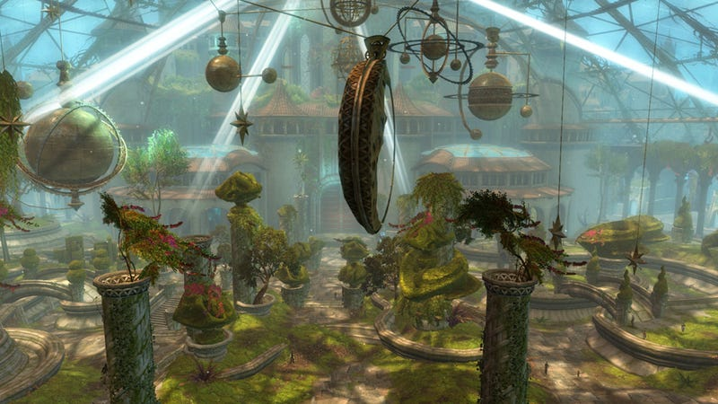 In A World Full of Fantastic Fictions to Try, Guild Wars 2 Players Remain Fixated On Humans