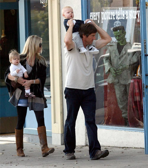 Dennis Quaid's Kids Miss The Monster