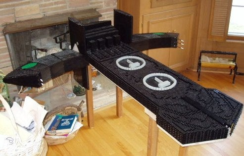 Stargate Lego Wants To Crash Your Collection