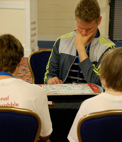 Searching For Anything But Bobby Fischer At School Scrabble Nationals