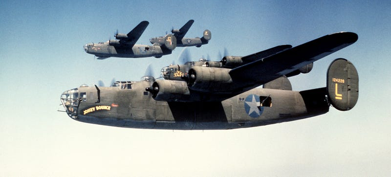Nobody thought it was possible to mass produce this World War II bomber