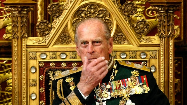 Prince Philip Has a Spot of Bladder Trouble, Misses Jubilation