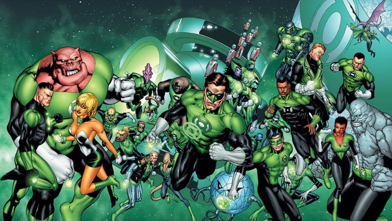 9 Reasons Green Lanterns Are the Universe's Worst Protectors