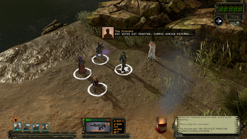 It Took A Year To Find Out What The Red Button In Wasteland 2 Actually Does